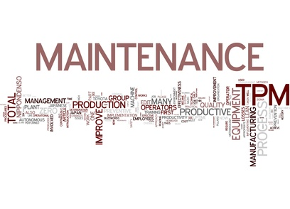 TPM Maintenance Productive Totale