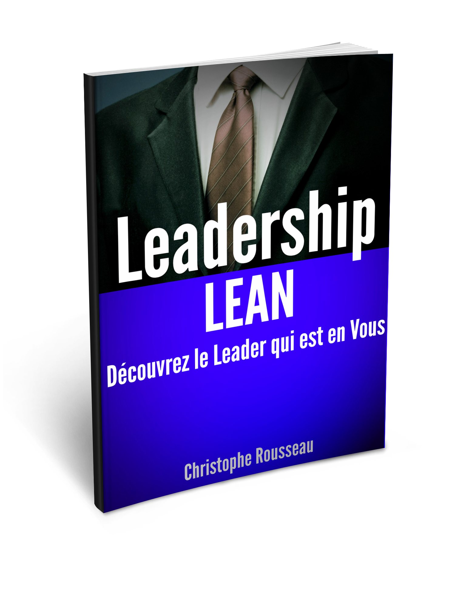 Lean Leadership cover